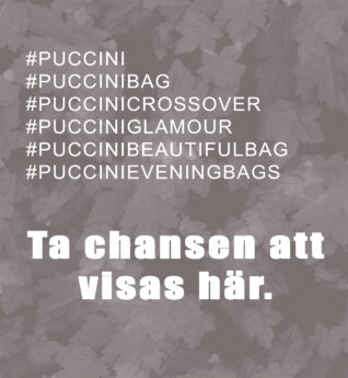 Ta chansen att visas har Puccini-2019