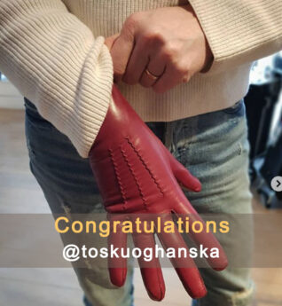 @toskuoghanska_congrats